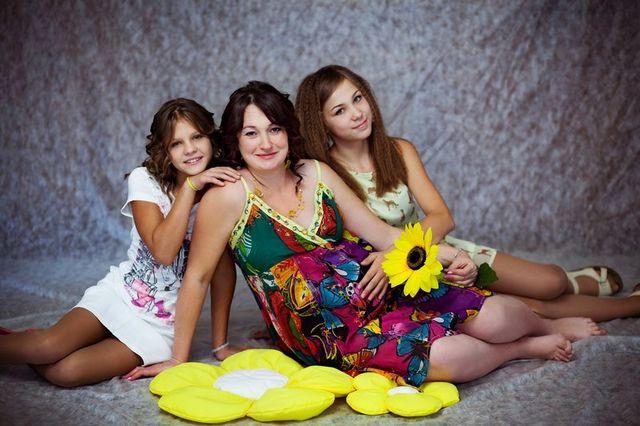 История многодетной  мамы  Елены Назимовой